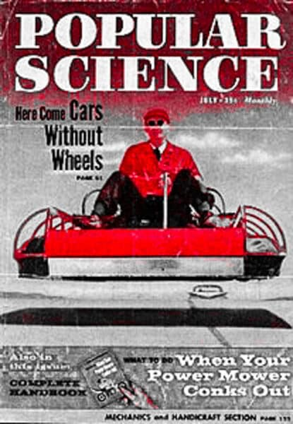 cover popular science flugtaxis