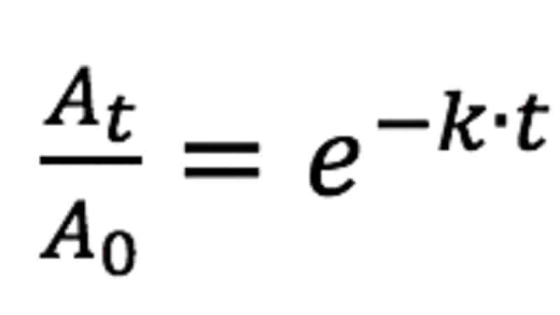 formel zur berechnung der dämpfung