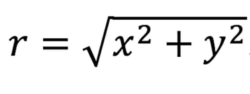 formel zur berechnung des bahnradius des mondes