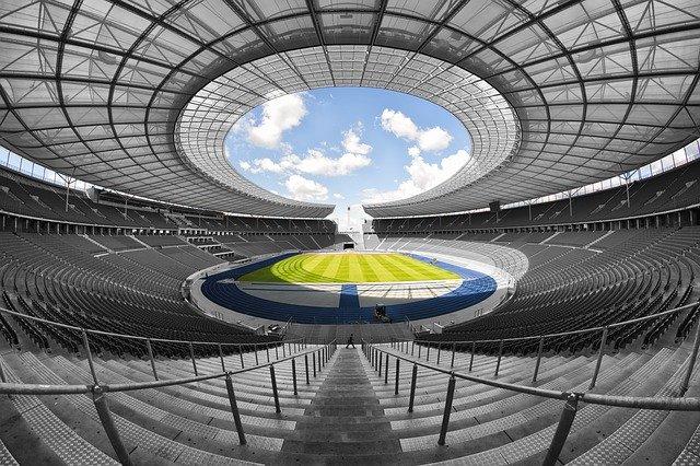 stadion in dem das dfb pokalfinale stattfindet